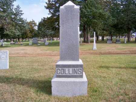 COLLINS, FAMILY - Brown County, Nebraska | FAMILY COLLINS - Nebraska Gravestone Photos