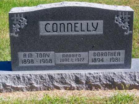 CONNELLY, A. M. (TONY) - Brown County, Nebraska   A. M. (TONY) CONNELLY - Nebraska Gravestone Photos