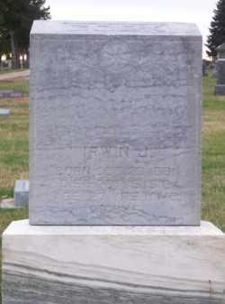 COOK, IRWIN J. - Brown County, Nebraska | IRWIN J. COOK - Nebraska Gravestone Photos