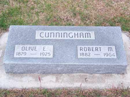 CUNNINGHAM, OLIVE E. - Brown County, Nebraska | OLIVE E. CUNNINGHAM - Nebraska Gravestone Photos