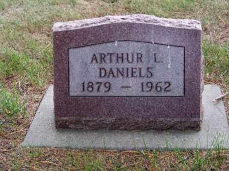 DANIELS, ARTHUR L. - Brown County, Nebraska | ARTHUR L. DANIELS - Nebraska Gravestone Photos
