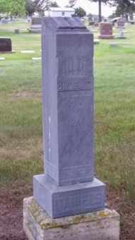 DANIELS, JAMES M. - Brown County, Nebraska | JAMES M. DANIELS - Nebraska Gravestone Photos