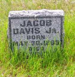 DAVIS, JACOB, JR. - Brown County, Nebraska | JACOB, JR. DAVIS - Nebraska Gravestone Photos