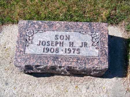 DAVISON, JOSEPH H., JR. - Brown County, Nebraska | JOSEPH H., JR. DAVISON - Nebraska Gravestone Photos