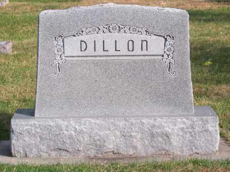 DILLON, FAMILY - Brown County, Nebraska   FAMILY DILLON - Nebraska Gravestone Photos