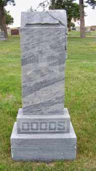 DODDS, PEARL A. - Brown County, Nebraska   PEARL A. DODDS - Nebraska Gravestone Photos