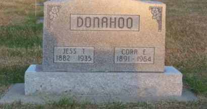 DONAHOO, CORA E. - Brown County, Nebraska | CORA E. DONAHOO - Nebraska Gravestone Photos