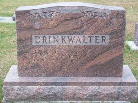 DRINKWALTER, FAMILY - Brown County, Nebraska | FAMILY DRINKWALTER - Nebraska Gravestone Photos