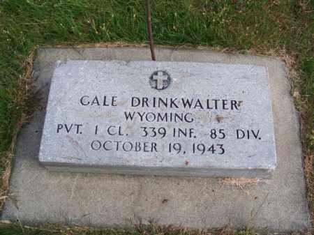 DRINKWALTER, GALE - Brown County, Nebraska | GALE DRINKWALTER - Nebraska Gravestone Photos