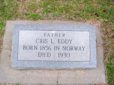 EDDY, CRIS L. - Brown County, Nebraska | CRIS L. EDDY - Nebraska Gravestone Photos