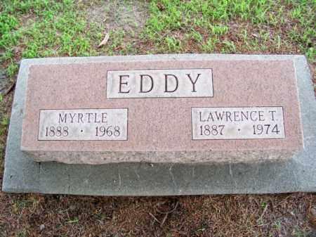 EDDY, MYRTLE - Brown County, Nebraska | MYRTLE EDDY - Nebraska Gravestone Photos