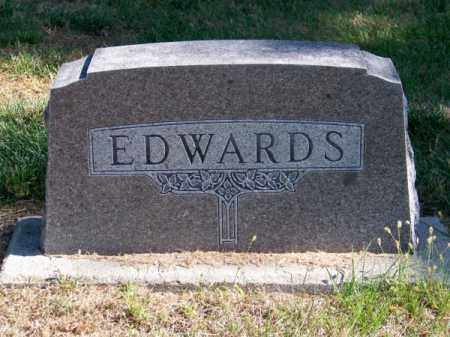EDWARDS, FAMILY - Brown County, Nebraska | FAMILY EDWARDS - Nebraska Gravestone Photos