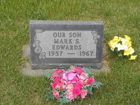 EDWARDS, MARK STEVEN - Brown County, Nebraska | MARK STEVEN EDWARDS - Nebraska Gravestone Photos