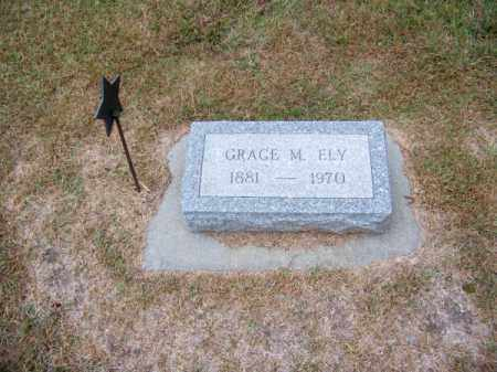 ELY, GRACE M. - Brown County, Nebraska | GRACE M. ELY - Nebraska Gravestone Photos