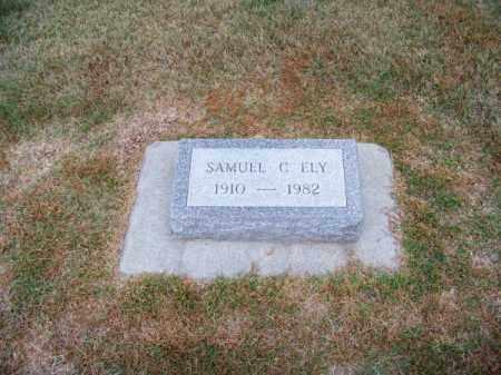 ELY, SAMUEL C. - Brown County, Nebraska   SAMUEL C. ELY - Nebraska Gravestone Photos