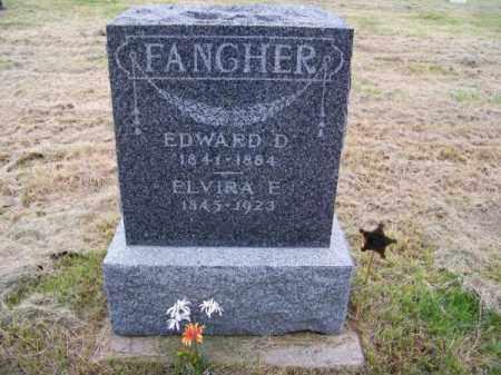 FANCHER, ELVIRA E. - Brown County, Nebraska | ELVIRA E. FANCHER - Nebraska Gravestone Photos