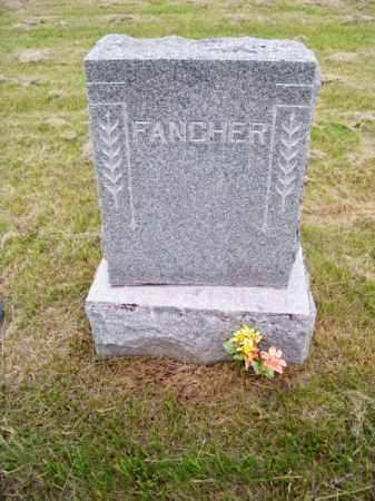 FANCHER, FAMILY - Brown County, Nebraska | FAMILY FANCHER - Nebraska Gravestone Photos