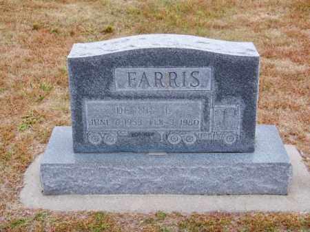 FARRIS, DENNIS L. - Brown County, Nebraska | DENNIS L. FARRIS - Nebraska Gravestone Photos