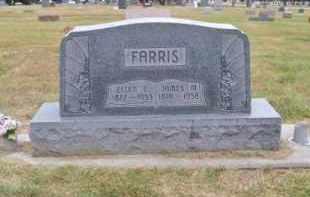 FARRIS, JAMES M. - Brown County, Nebraska | JAMES M. FARRIS - Nebraska Gravestone Photos