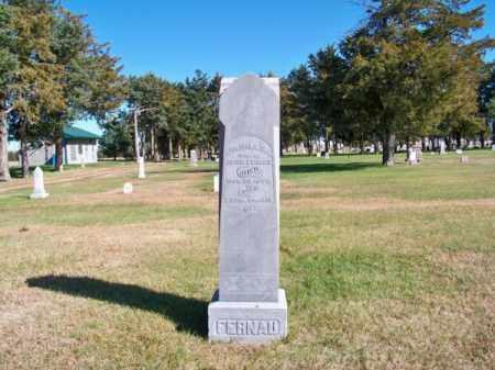 FERNAU, ANNA G. - Brown County, Nebraska   ANNA G. FERNAU - Nebraska Gravestone Photos