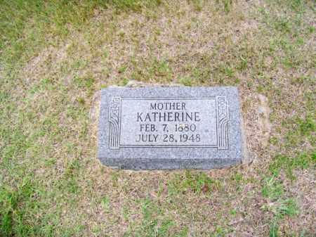FERNAU, KATHERINE - Brown County, Nebraska   KATHERINE FERNAU - Nebraska Gravestone Photos