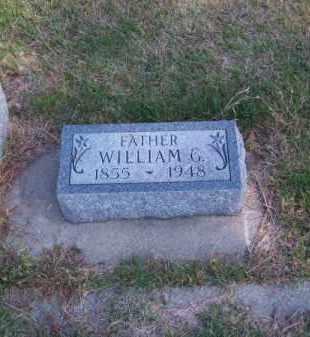 FERNAU, WILLIAM G. - Brown County, Nebraska | WILLIAM G. FERNAU - Nebraska Gravestone Photos