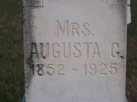 FINDER, MRS. AUGUSTA G. - Brown County, Nebraska | MRS. AUGUSTA G. FINDER - Nebraska Gravestone Photos