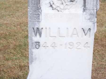 FINDER, WILLIAM - Brown County, Nebraska | WILLIAM FINDER - Nebraska Gravestone Photos