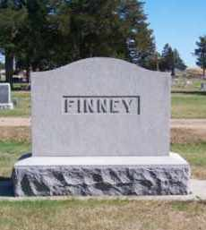 FINNEY, FAMILY - Brown County, Nebraska | FAMILY FINNEY - Nebraska Gravestone Photos