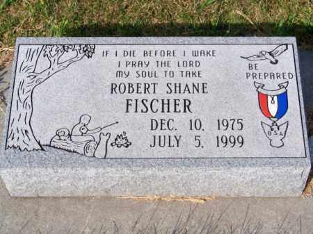 FISCHER, ROBERT SHANE - Brown County, Nebraska | ROBERT SHANE FISCHER - Nebraska Gravestone Photos