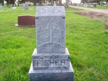 FISHER, ETHEL - Brown County, Nebraska | ETHEL FISHER - Nebraska Gravestone Photos