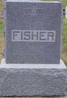 FISHER, FAMILY - Brown County, Nebraska   FAMILY FISHER - Nebraska Gravestone Photos