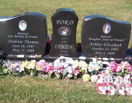 FORD, ASHLEY ELIZABETH - Brown County, Nebraska   ASHLEY ELIZABETH FORD - Nebraska Gravestone Photos