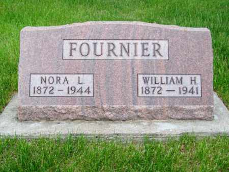 FOURNIER, WILLIAM H. - Brown County, Nebraska | WILLIAM H. FOURNIER - Nebraska Gravestone Photos
