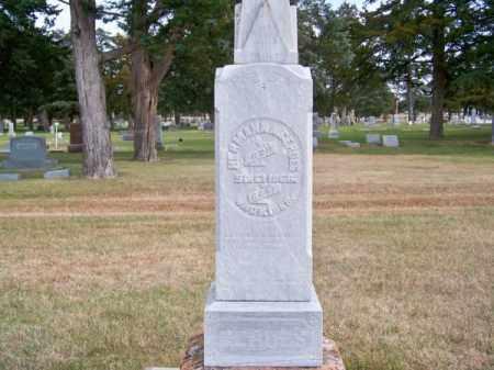 GERDES, HERMANN A. - Brown County, Nebraska | HERMANN A. GERDES - Nebraska Gravestone Photos