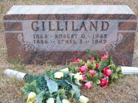 GILLILAND, ETHEL R. - Brown County, Nebraska | ETHEL R. GILLILAND - Nebraska Gravestone Photos