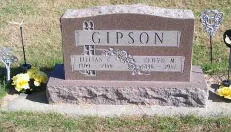 GIPSON, LILLIAN C. - Brown County, Nebraska | LILLIAN C. GIPSON - Nebraska Gravestone Photos