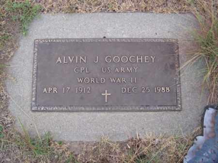GOOCHEY, ALVIN J. - Brown County, Nebraska | ALVIN J. GOOCHEY - Nebraska Gravestone Photos