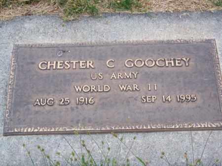 GOOCHEY, CHESTER C. - Brown County, Nebraska | CHESTER C. GOOCHEY - Nebraska Gravestone Photos