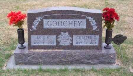 GOOCHEY, LOIS M. - Brown County, Nebraska | LOIS M. GOOCHEY - Nebraska Gravestone Photos