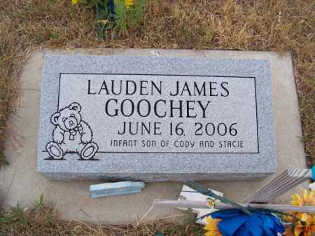 GOOCHEY, LAUDEN JAMES - Brown County, Nebraska | LAUDEN JAMES GOOCHEY - Nebraska Gravestone Photos