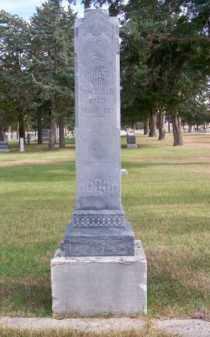GOULD, NANCY A. - Brown County, Nebraska | NANCY A. GOULD - Nebraska Gravestone Photos