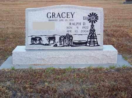 GRACEY, RALPH D. - Brown County, Nebraska   RALPH D. GRACEY - Nebraska Gravestone Photos