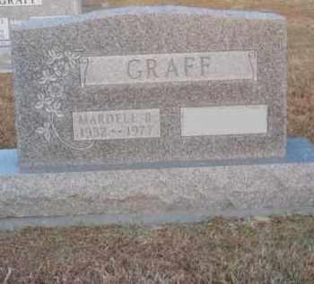 GRAFF, MARDELL R. - Brown County, Nebraska | MARDELL R. GRAFF - Nebraska Gravestone Photos
