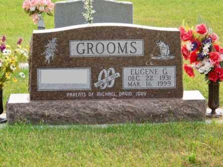 GROOMS, EUGENE G. - Brown County, Nebraska | EUGENE G. GROOMS - Nebraska Gravestone Photos