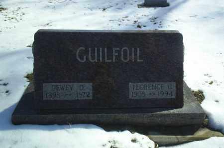 GUILFOIL, DEWEY - Brown County, Nebraska | DEWEY GUILFOIL - Nebraska Gravestone Photos