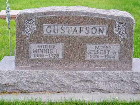 GUSTAFSON, MINNIE L. - Brown County, Nebraska | MINNIE L. GUSTAFSON - Nebraska Gravestone Photos