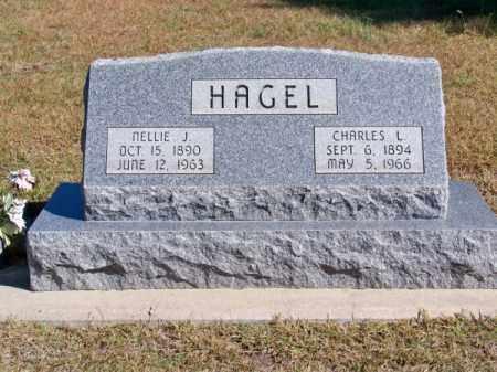 HAGEL, CHARLES L. - Brown County, Nebraska   CHARLES L. HAGEL - Nebraska Gravestone Photos