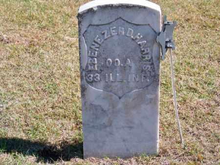 HARRIS, EBENEZER D. - Brown County, Nebraska | EBENEZER D. HARRIS - Nebraska Gravestone Photos