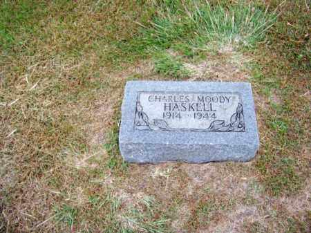 HASKELL, CHARLES MOODY - Brown County, Nebraska | CHARLES MOODY HASKELL - Nebraska Gravestone Photos
